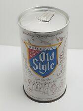 Heilemen's Old Style Z pull tab G. Heileman brewing La Cross Wis Bcu 75-22