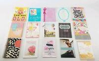 (Lot of 46) 15 Different Cards Dayspring & Hallmark Happy Birthday Cards