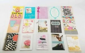 (Lot of 46) 15 Different Cards Dayspring & Hallmark Happy Birthday Cards