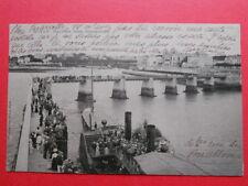 ROYAN  :  La Nouvelle Jetée  -  Le Débarcadère......VO.1903.