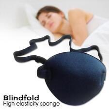 Adult Eye Patch Medical Concave Foam Padded Washable Eyeshades halloween