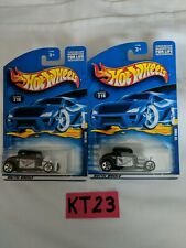 Hot Wheels Lot Of 2 '32 Ford #216 (KT23)