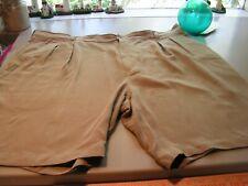 Men's Silk Shorts 42 XL Barracuda