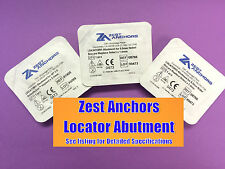 Zest Anchors LOCATOR Abutment for 4.3mm Nobel Biocare Replace Select x 3.0mm