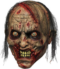 BITER ZOMBIE LATEX SCARY HEAD MASK HALLOWEEN HORROR FUN