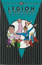 DC ARCHIVES LEGION OF SUPER HEROES VOL 4  HC MINT/SEALED