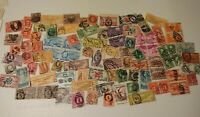 20 US Fancy Cancel Stamps From Large Collection Lot