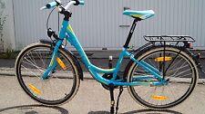 Schönes Cube Cross 240 Girl Fahrrad für Mädchen 24 Zoll