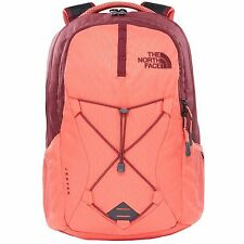 The North Face Rucksack Jester cayenne red emboss/regal red