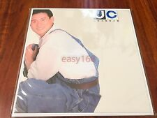 New 真情流露 Jacky Cheung 張學友 Japan Vinyl 分手總要在雨天 Re-mastered LP 1992 Leslie