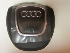 Black Steering Wheel Safety 4F0880201AS6PS Fits 2007 Audi S6 C6