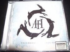 AFI DecemberUnderground (Australia) Bonus Track CD – Like New