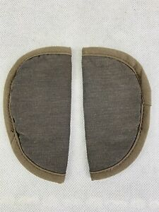 GENUINE MAXI COSI SHOULDER PADS FOR CABRIOFIX CAR SEAT Olive Green