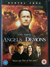 Angels & Demons - English DVD [Rental Copy]