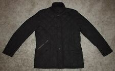 Barbour CHELSEA SPORTSQUILT Jacket in Black - Medium  [2801]