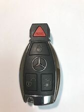 MERCEDES-BENZ OEM ORIGINAL 4 BUTTON REMOTE KEY IYZDC07 FOB GLK GL C CL E S SL