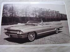1961 CADILLAC ELDORADO CONVERTIBLE SHOW CAR   11 X 17  PHOTO  PICTURE
