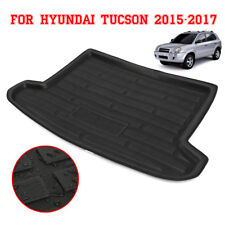 For 2016 17 2018 Hyundai Tucson Boot Mat Rear Trunk Liner Cargo Floor Sheet Tray
