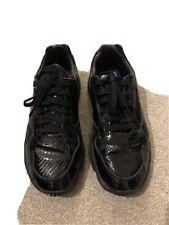 Adidas Torsion Patent Black Size UK 7 Trainers