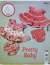Ellie Mae K198 Pretty Baby Dress Bloomers Panties Nappy Cover Retro Design