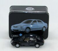 LANCIA LYBRA 1999 BLACK 1/43 Seria Esclusiva from Solido in Collectors Tin