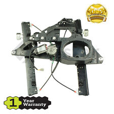 Window Regulator Front Left Fits 07-17 Expedition 07-17 Navigator W/ Motor 2PIN