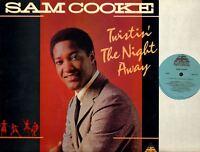 SAM COOKE twistin the night away (UK Original) LP EX+/VG CBR 1012, Compilation