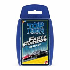 Fast & Furious Top Trumps