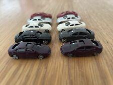 10pcs N Scale 1:160 Model Cars N gauge
