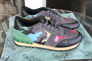 Valentino Garavani Camouflage Sneaker  Gr. 40   NEU