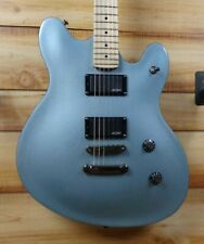 New Squier® Contemporary Active Starcaster Electric Guitar Ice Blue Metallic