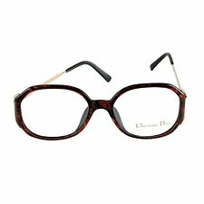 Christian Dior Eyeglasses 2527 col. 10 Brown Tortoise 54-17-125 Made in Germany