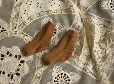 chaussettes pour poupée ancienne