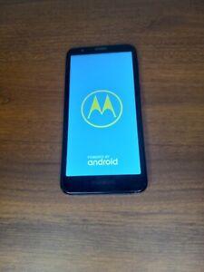 Motorola Moto E6 16GB ,XT2005-3, Metropcs