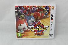 Jeu YO-KAI WATCH BLASTERS chat rouge NEUF SOUS BLISTER pour Nintendo 3DS VF