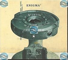 ENIGMA BEYOND THE INVISIBLE MAXI CD sandra cretu DIGIPACK