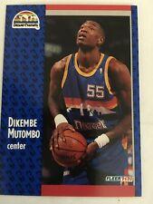 1992 Fleer Dikembe Mutombo 277