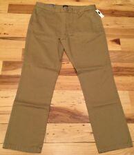Gap Men's 36 X 32 Tan Brown (Lived In Slim Khaki) Pants. Nwt