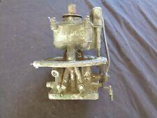 1952 1953 Ford Lincoln Mercury Flathead OEM Holley 2V Teapot Carburetor 1901-FF
