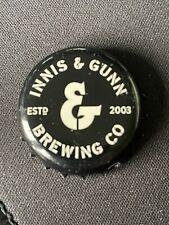 Innis & Gunn Brewing Co Beer Bottle Top Crown Caps Used Lager UK