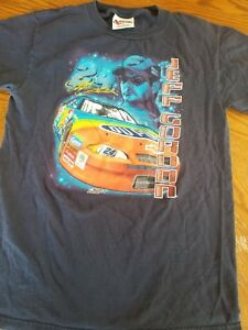 Vintage 2000 Chase Label - JEFF GORDON No 24 DUPONT SPORTS (XL) T-Shirt
