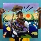 Kayla Mahaffey DON'T ROCK THE BOAT Art Print #/100 max sansing hebru brantley