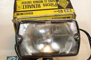 Original Fog Light for Renault 16 R16 Ts 7701365307 Cibie