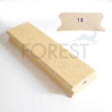 """Guitar fingerboard sanding and gluing radius 16"""" block -  85x300mm"""