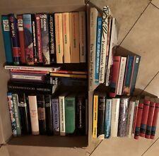 Bücherpaket 49-teilig Thriller, Romane, Sachbücher Don Camillo