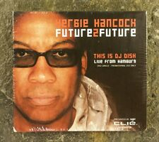 Future2Future by Herbie Hancock - DVD/DVD-Rom Promotional Single Jazz Piano 2002