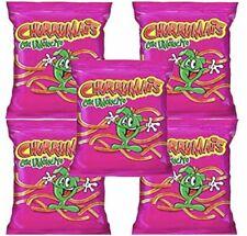Sabritas Mexican Chips Churrumais con Limoncito, 5 BAGS (58 G)