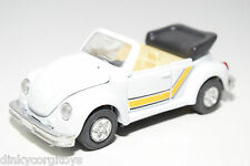 TT-101 VW VOLKSWAGEN BEETLE KAFER CABRIOLET WHITE EXCELLENT CONDITION