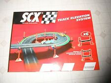 New SCX 88280 1:32 Slot Car Track Elevation Lift Supports WOS / Digital Lifter