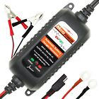 6V 12V 750mA Automatic Battery Charger Maintainer for car, motorcycle, ATV, RV
